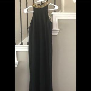 Calvin Klein long formal gown size 4